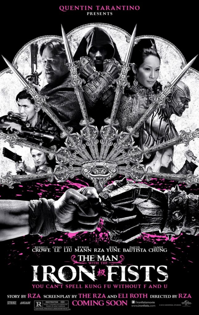 Film : The Man with the Iron Fists (2012)