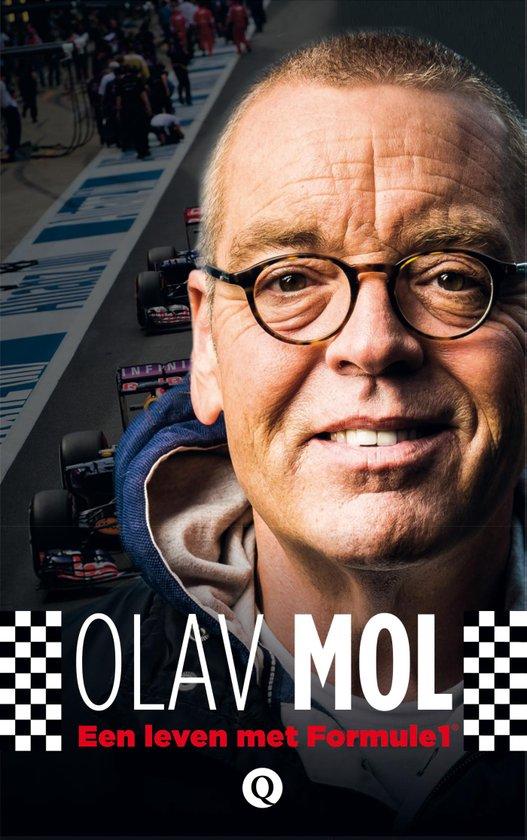 Boek : Olav Mol - Een leven met Formule 1