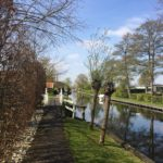 Het plaatsje Bel-Schutsloot heeft wel wat weg van Giethoorn.