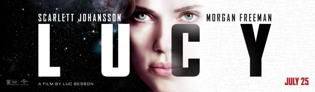 Film : Lucy (2014)