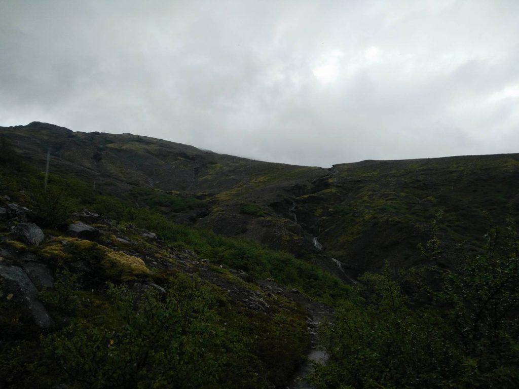 Waterval Glymur