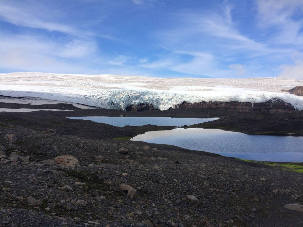 Gletsjer Mýrdalsjökull