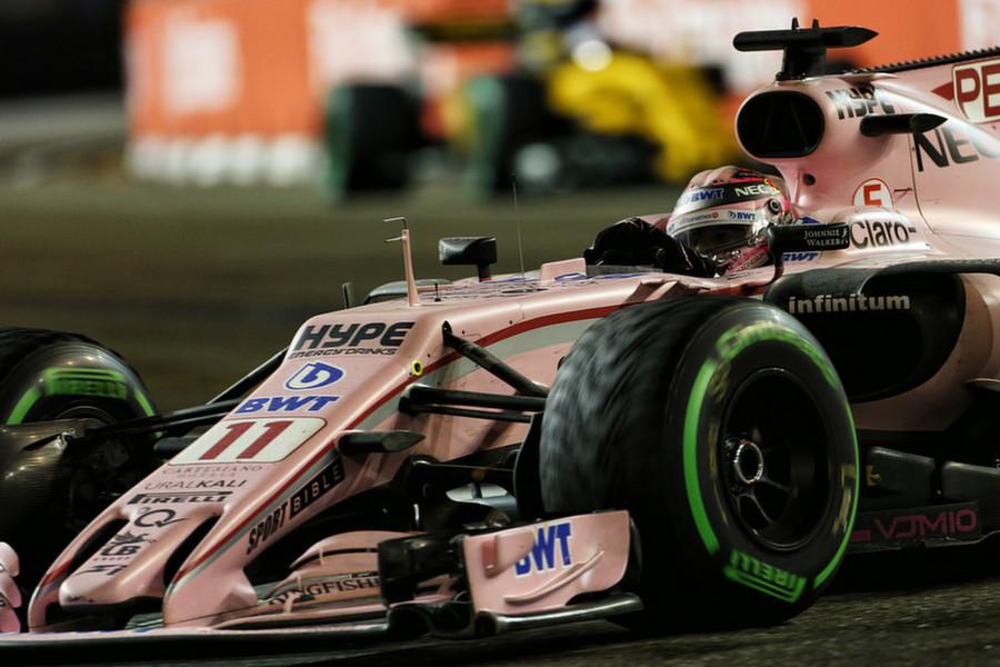 Formule 1; Seizoen 2017; Race 14