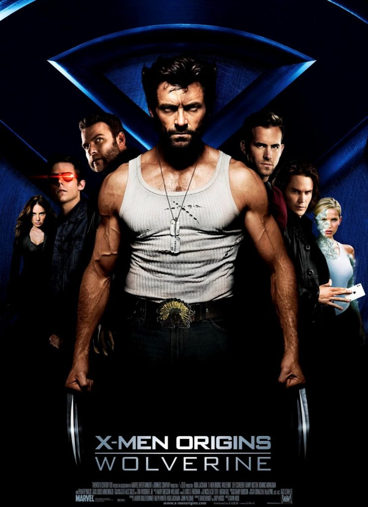 Film : X-Men Origins - Wolverine (2009)