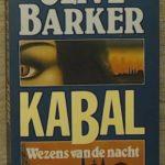 Clive Barker - Kabal