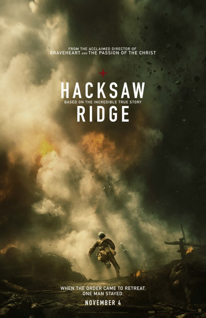 Film : Hacksaw Ridge (2016)