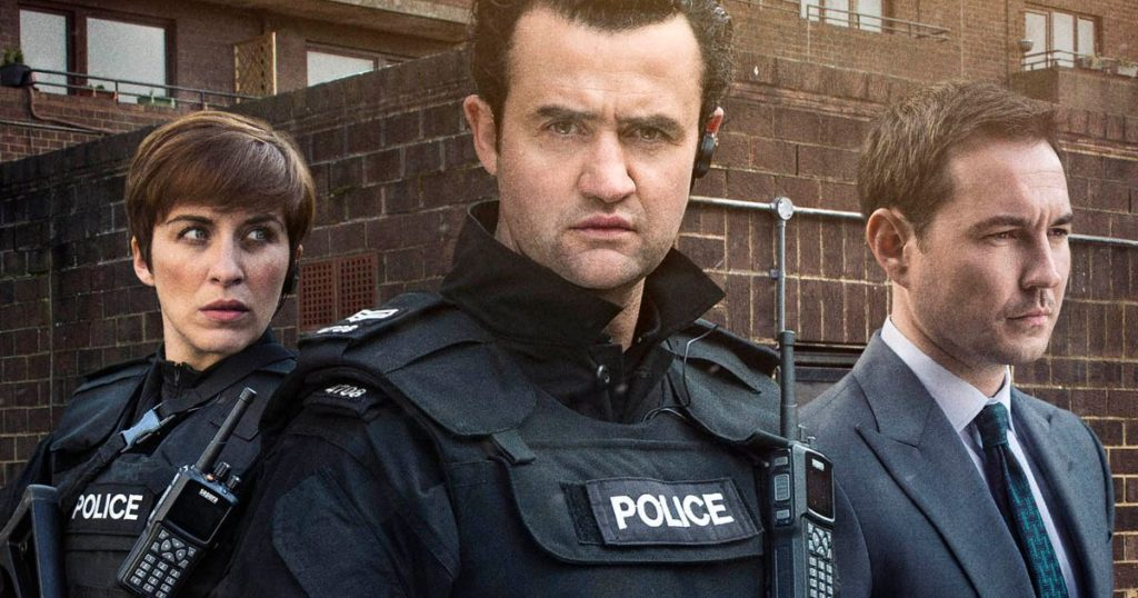 TV Serie : Line of Duty (Seizoen 3)