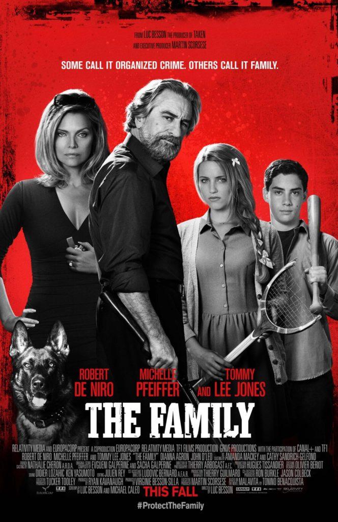 Film : The Family (2013)