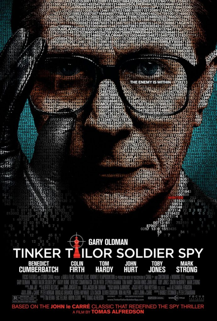 Film : Tinker Tailor Soldier Spy (2011)