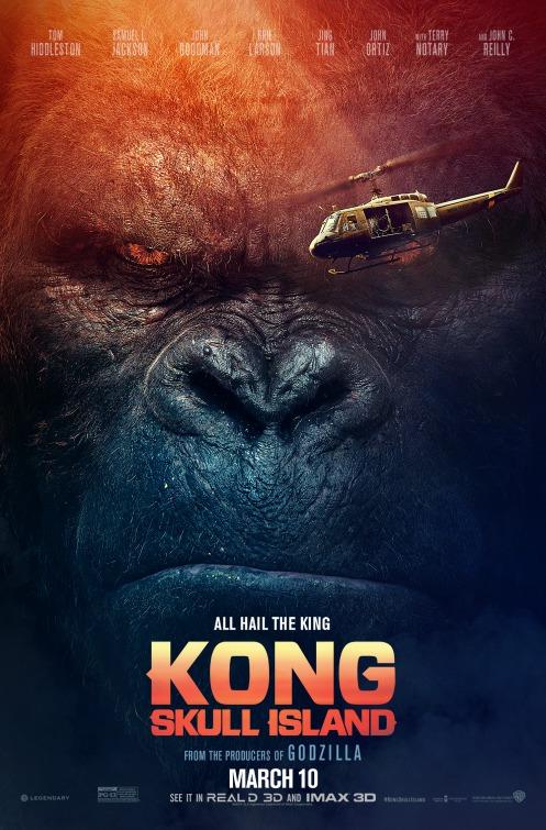 Film : Kong - Skull Island (2017)