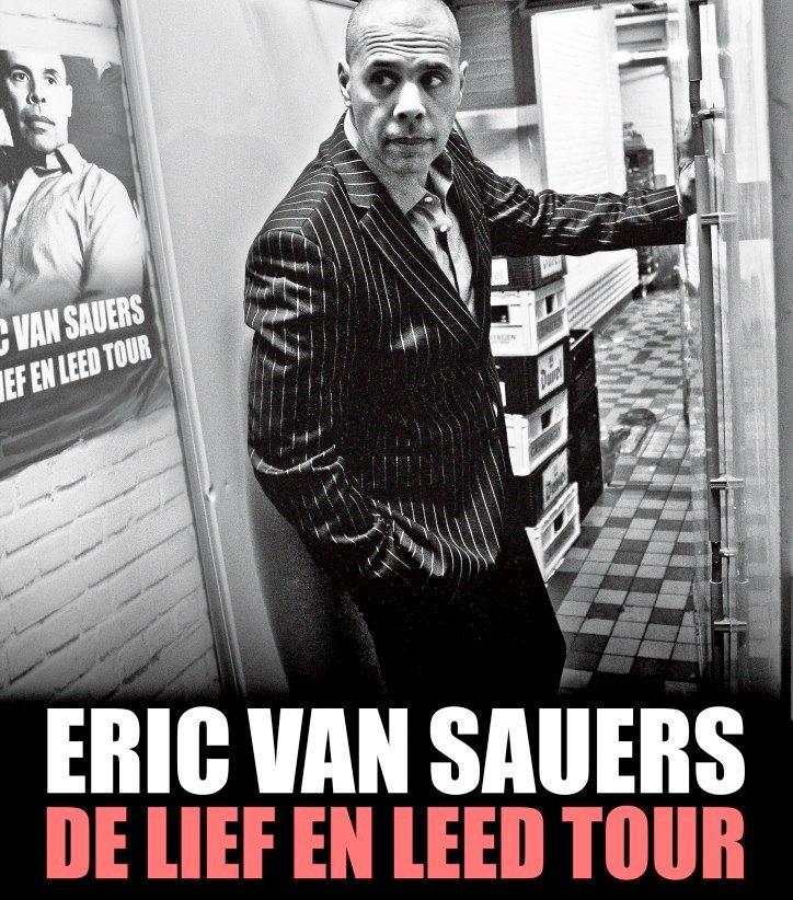 Cabaret : Eric van Sauers - De Lief en Leed Tour
