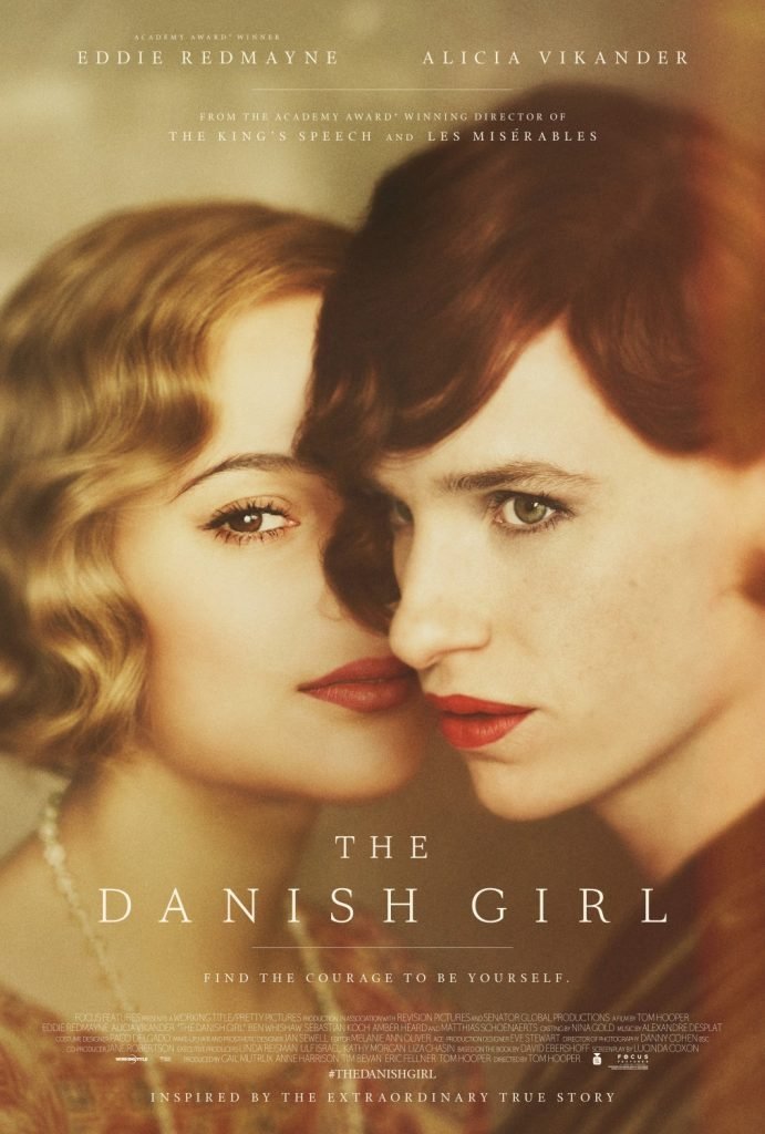 Film : The Danish Girl (2015)
