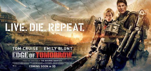 Film : Edge of Tomorrow (2014)