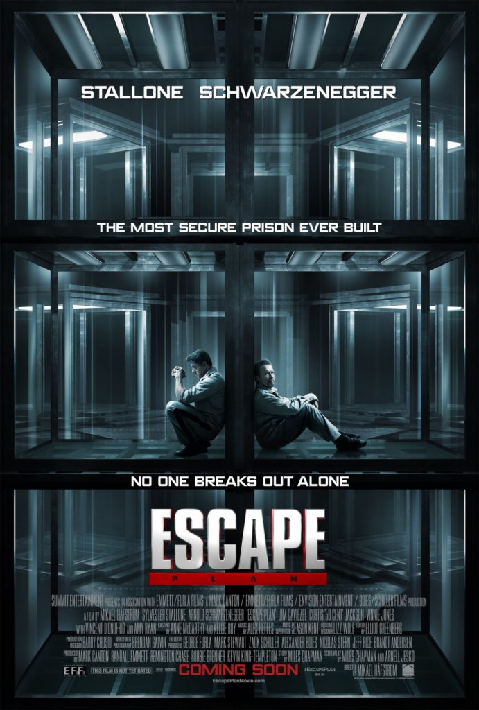 Film : Escape Plan (2013)