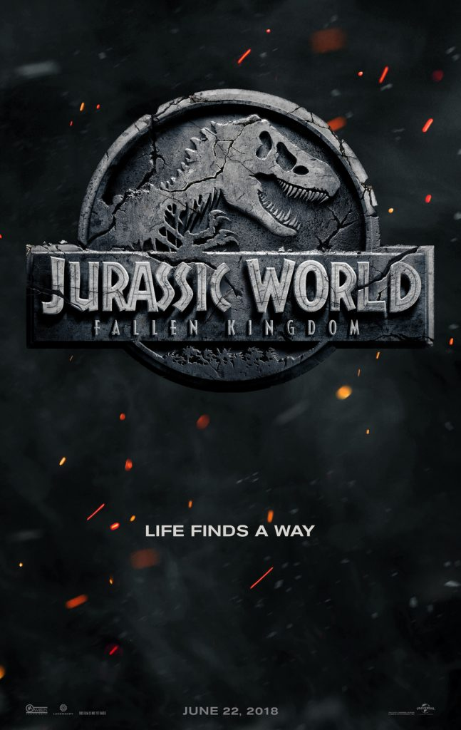 Film : Jurassic World - Fallen Kingdom (2018)