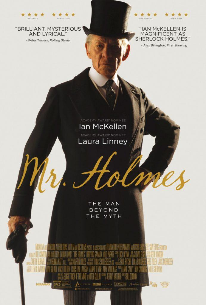 Film : Mr. Holmes (2015)