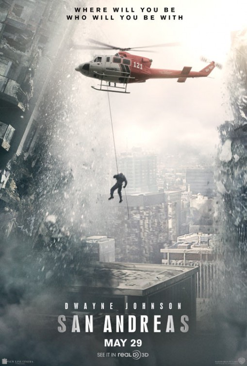 Film : San Andreas (2015)