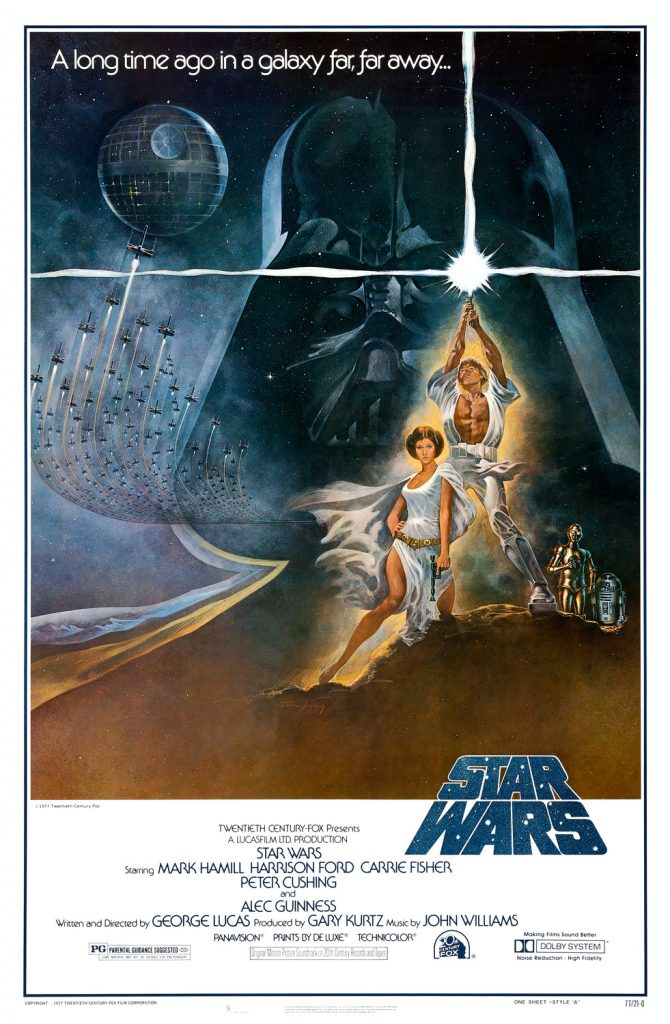 Film Concert : Star Wars - A New Hope (1977)