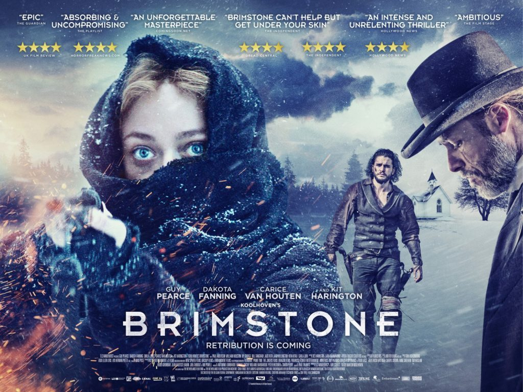 Film : Brimstone (2016)