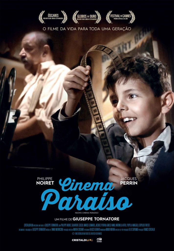 Film : Cinema Paradiso (1988)