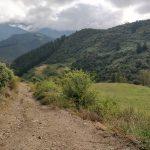 Veel leuke paden waar wij overheen wandelden, hadden dit soort uitzichten. Fraai toch?