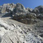 Hele fraaie rotsen zagen wij tijdens deze wandeling.