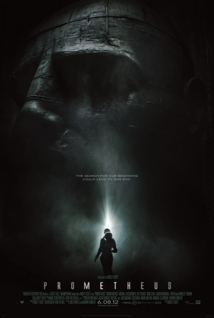 Film : Prometheus (2012)