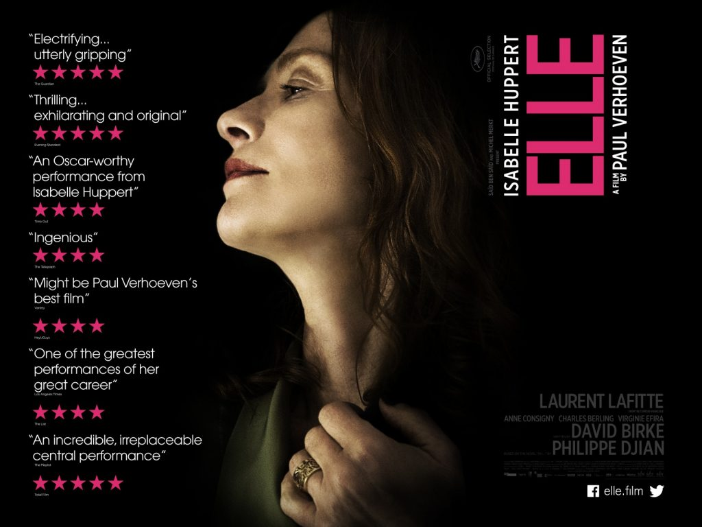 Film : Elle (2016)