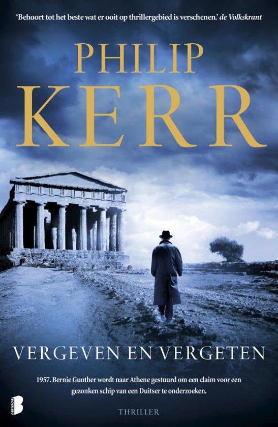 Boek : Phillip Kerr - Vergeven en vergeten