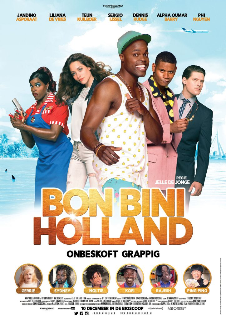Film : Bon Bini Holland (2015)