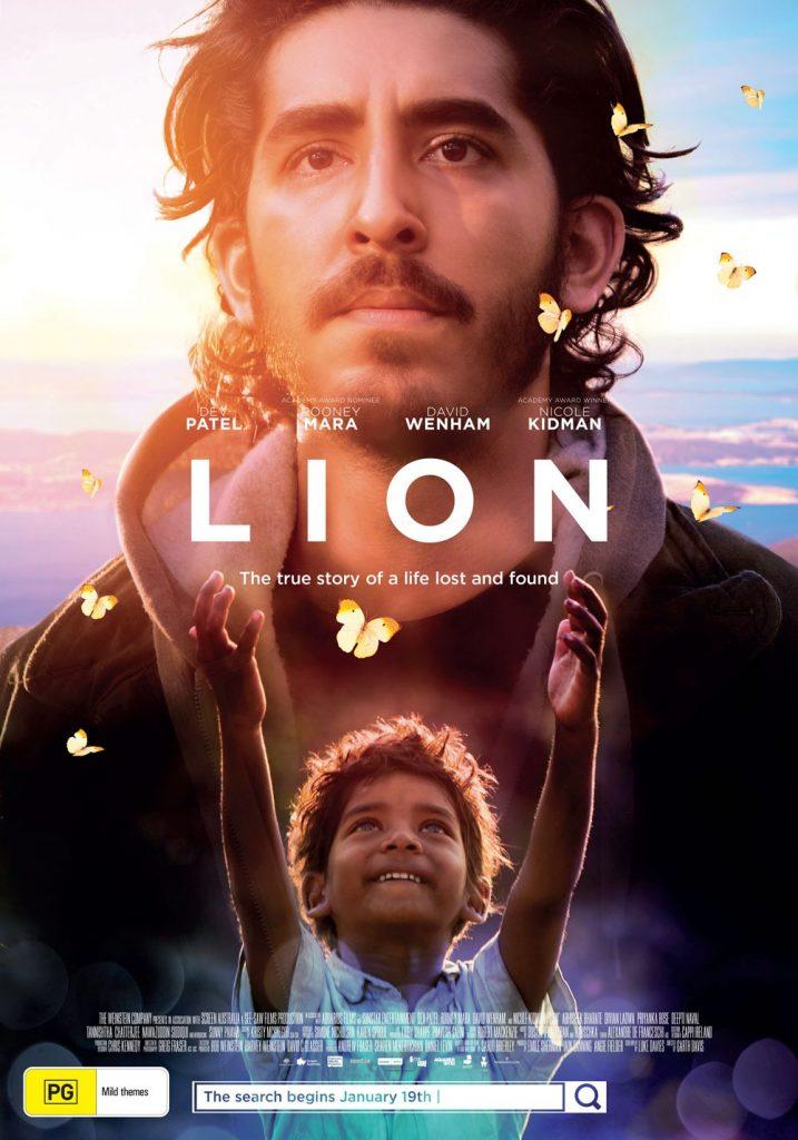 Film : Lion (2016)