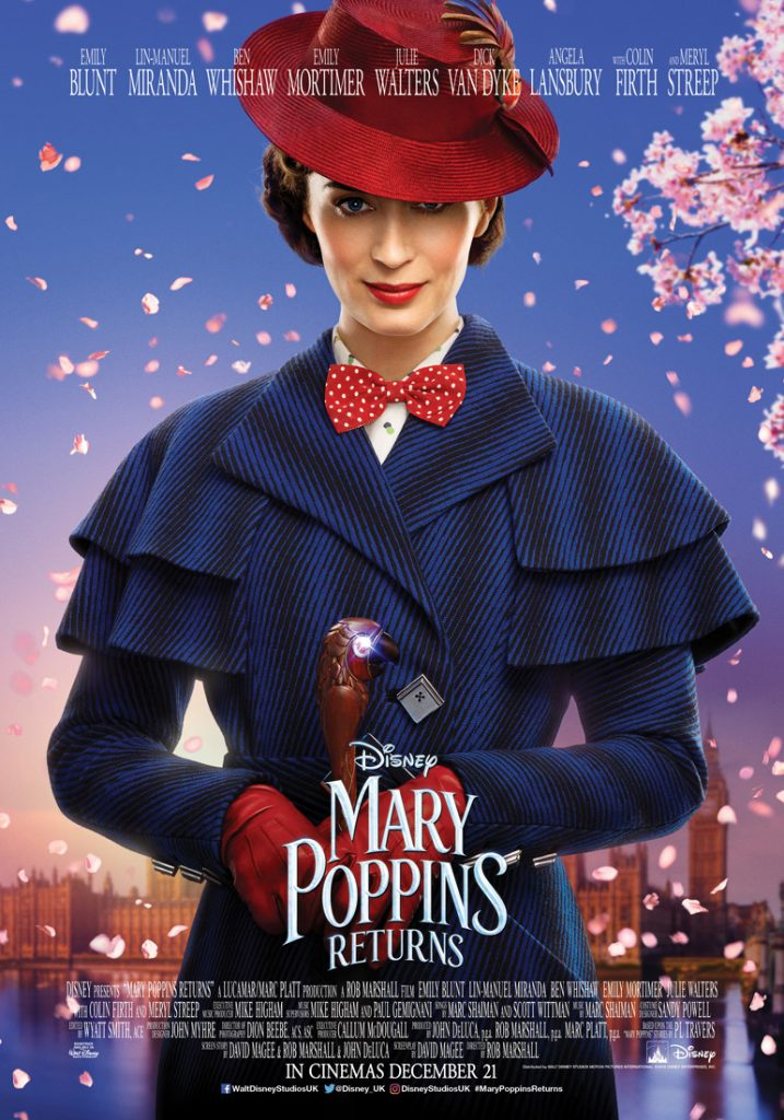 Film : Mary Poppins Returns (2018)