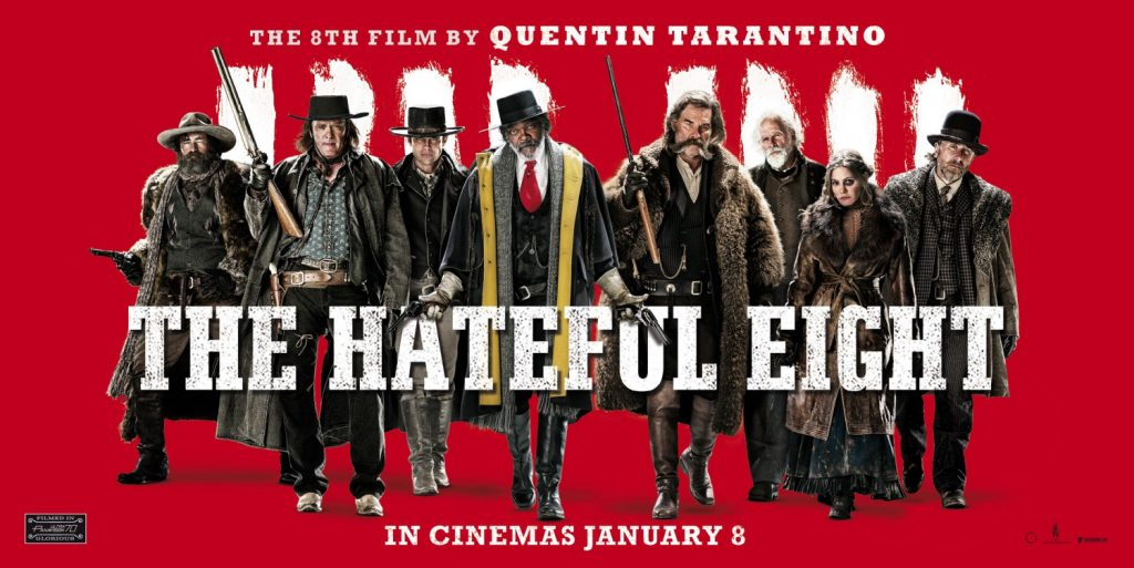 Film : The Hateful Eight (2015)