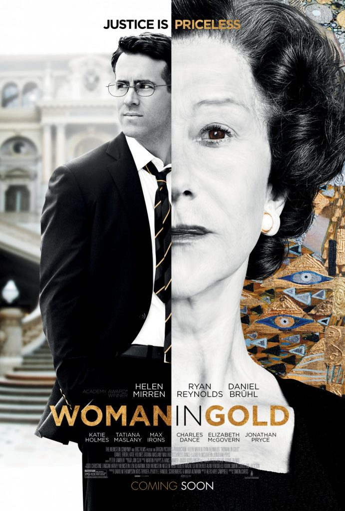 Film : Woman in Gold (2015)