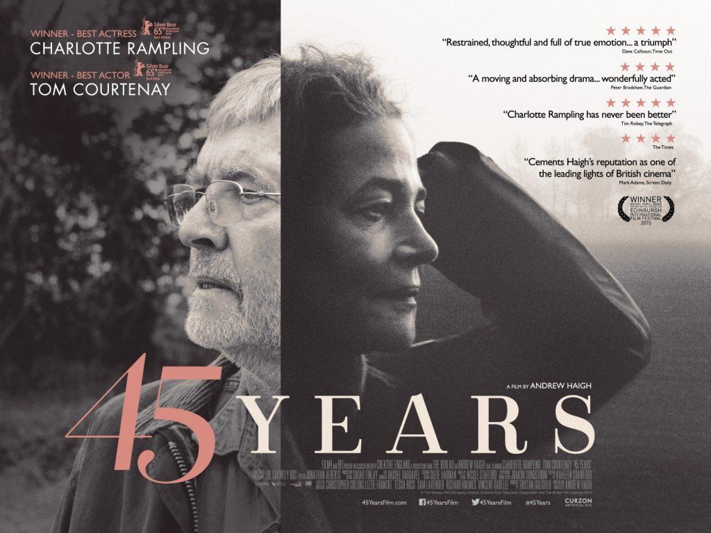 Film : 45 Years (2015)