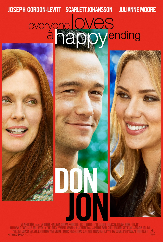 Film : Don Jon (2013)