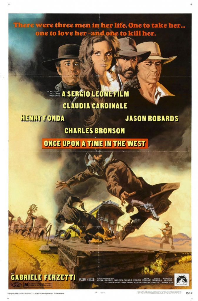 Film : Once Upon a Time in the West (1968)