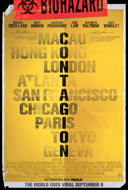 Film : Contagion (2011)