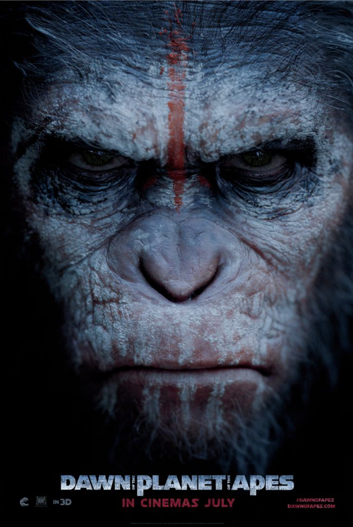 Film : Dawn of the Planet of the Apes (2014)