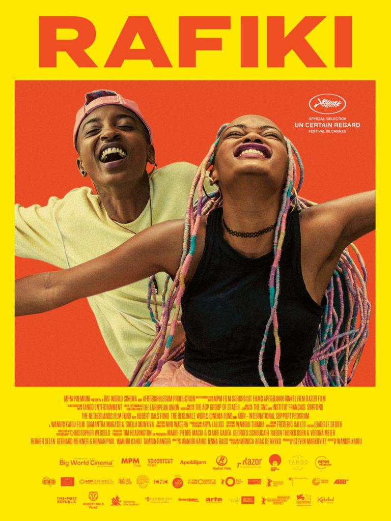 Film : Rafiki (2018)