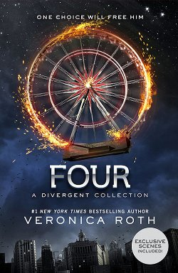 Boek : Veronica Roth - Four; A Divergent Collection
