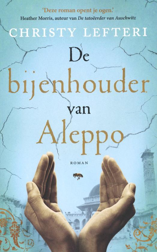 Boek : Christy Lefteri - De Bijenhouder van Aleppo