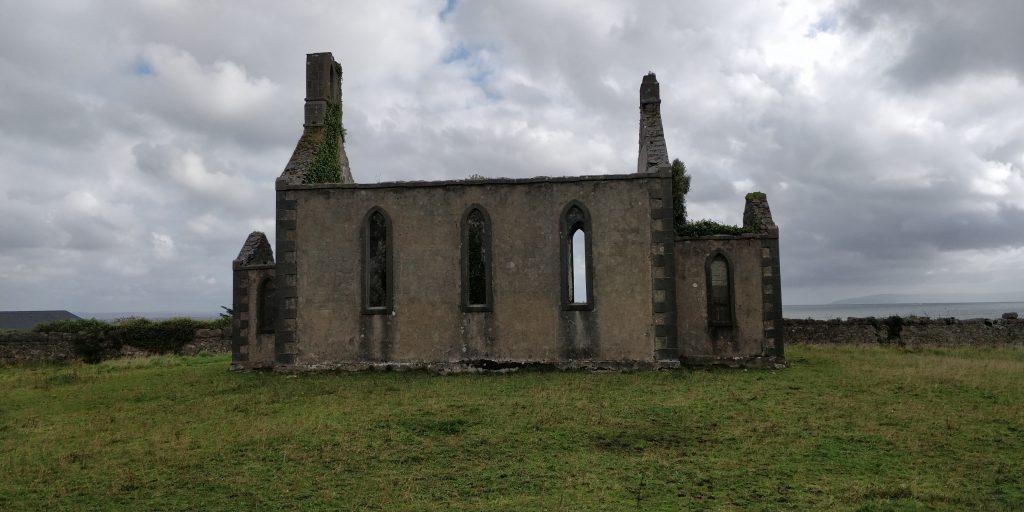 Kerkje op Inishmore