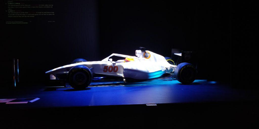 De Formule 1 Show, de Show Auto