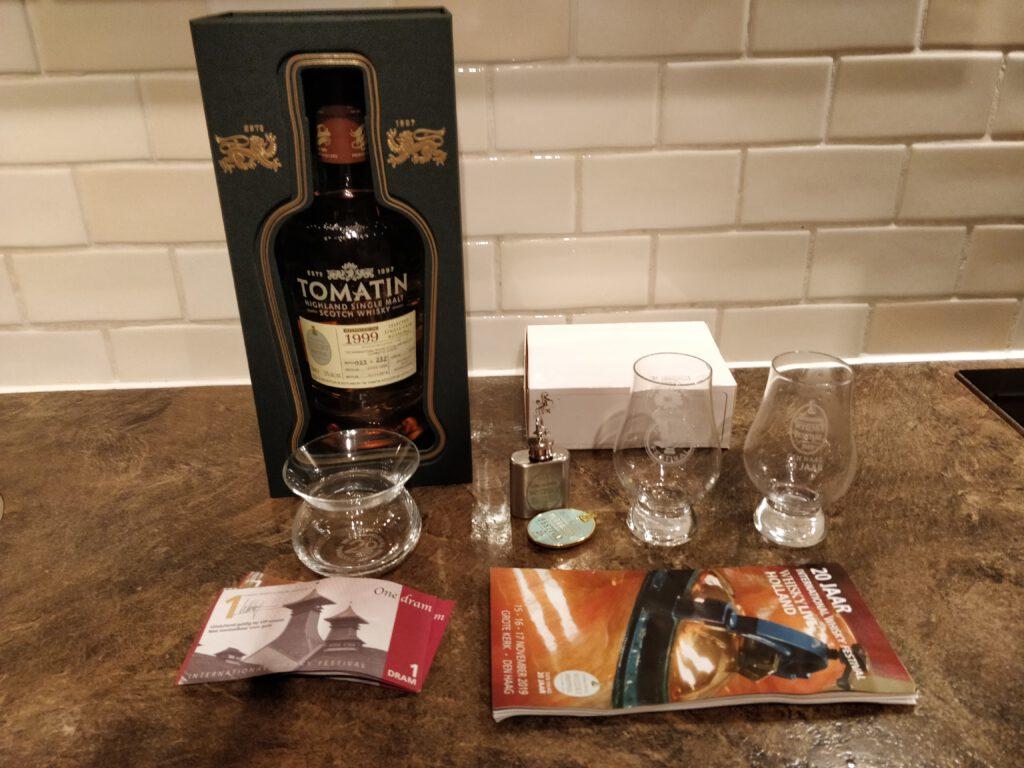International Whisky Festival 2019; De Buit