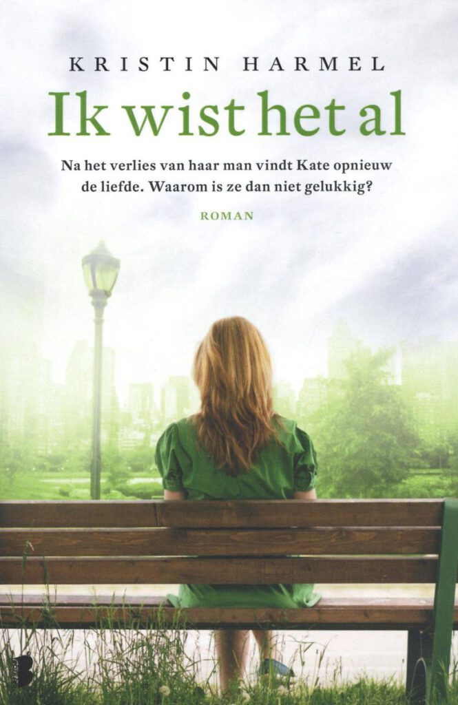 Boek : Kristin Harmel - Ik wist het al