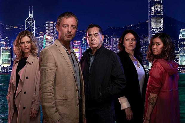 TV Serie : Strangers
