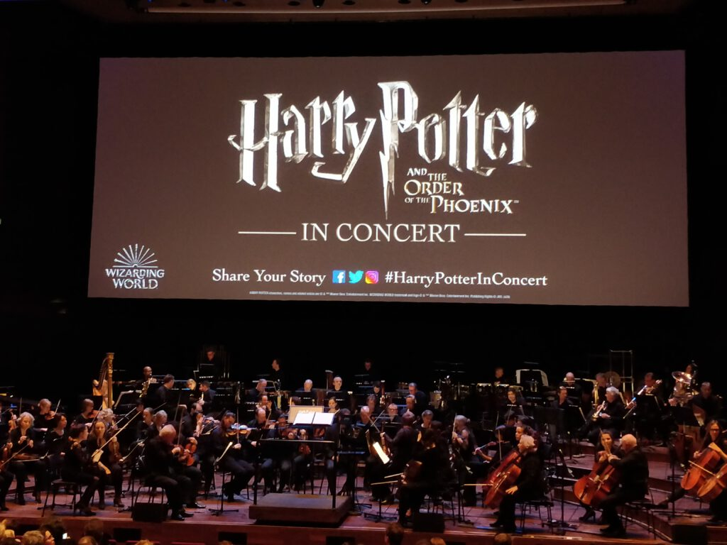 Film Concert : Harry Potter and the Order of the Phoenix