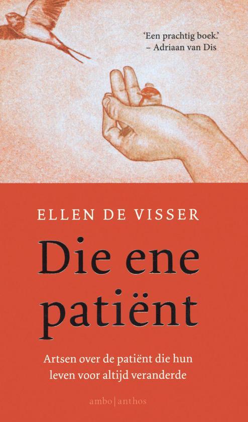 Boek : Ellen de Visser - Die ene patiënt
