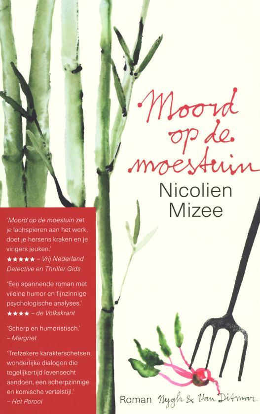 Boek : Nicolien Mizee - Moord op de moestuin